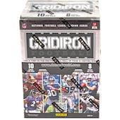 2012 Panini Gridiron Football 8-Pack Box - LUCK & WILSON ROOKIES!!