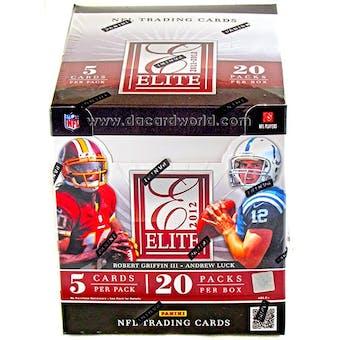 2012 Panini Elite Football Hobby Box