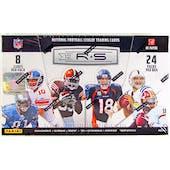 2012 Panini Rookies & Stars Football Hobby Box