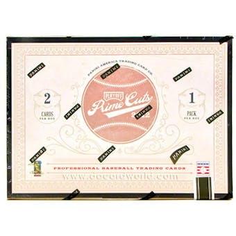 2012 Panini Prime Cuts Baseball Hobby Box
