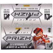 2012 Panini Prizm Baseball Retail 24-Pack Box (Reed Buy)