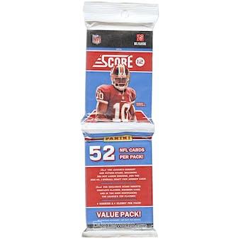 2012 Score Football Rack Pack - WILSON & LUCK Rookies!!!
