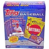 2012 Topps Baseball MEGA Box (5 Packs Topps Series One/2 Packs Heritage)