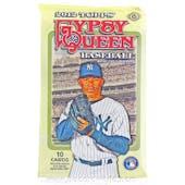 2012 Topps Gypsy Queen Baseball Hobby Pack