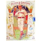 2012 Topps Allen & Ginter Baseball Hobby Box