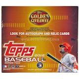 2012 Topps Series 2 Baseball Retail 24-Pack Box (Reed Buy)