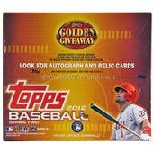 2012 Topps Series 2 Baseball Retail 24-Pack Box (Reed Buy)