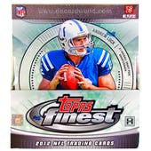 2012 Topps Finest Football Hobby Box (Reed Buy)
