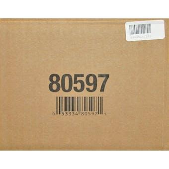 2012 Upper Deck Exquisite Football Hobby 3-Box Case