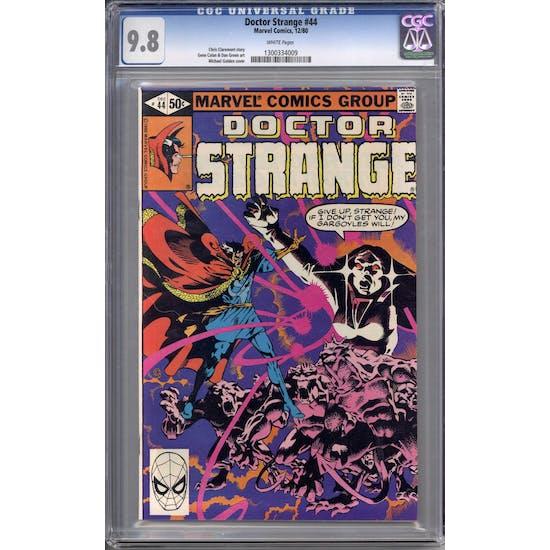 Doctor Strange #44 CGC 9.8 (W) *1300334009*