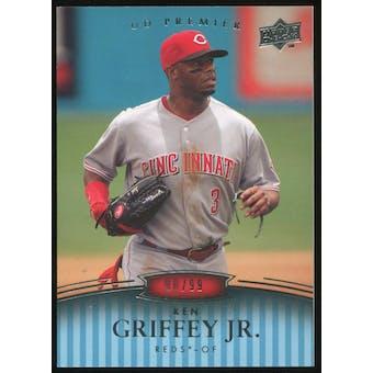 2008 Upper Deck Premier #40 Ken Griffey Jr. /99