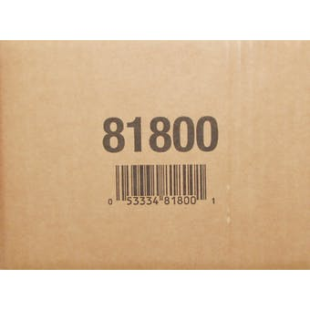 2013/14 Upper Deck Exquisite Basketball Hobby 3-Box Case