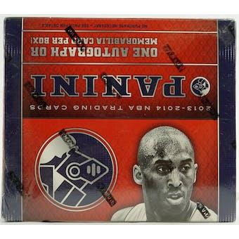 2013/14 Panini Basketball 24-Pack Box