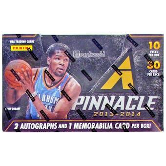 2013/14 Panini Pinnacle Basketball Jumbo Box