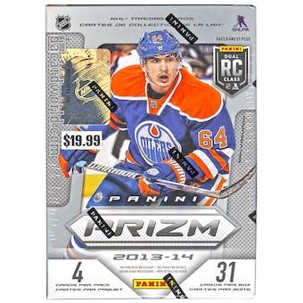 2013-14 Panini Prizm Hockey 7-Pack Box