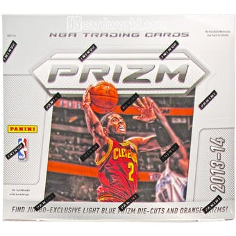 2013/14 Panini Prizm Basketball Jumbo Box