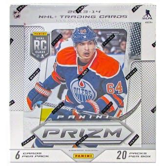 2013-14 Panini Prizm Hockey Hobby Box
