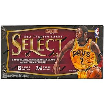 2013/14 Panini Select Basketball Hobby Box
