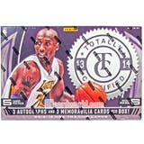 2013/14 Panini Totally Certified Basketball Hobby Box (Reed Buy)