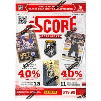 2013-14 Score Hockey 11-Pack Box