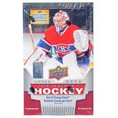 2013-14 Upper Deck Series 1 Hockey Hobby Box (Reed Buy)