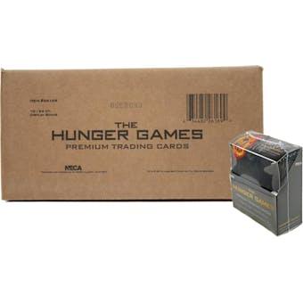 The Hunger Games Premium Trading Cards 10-Box Case (NECA 2012)