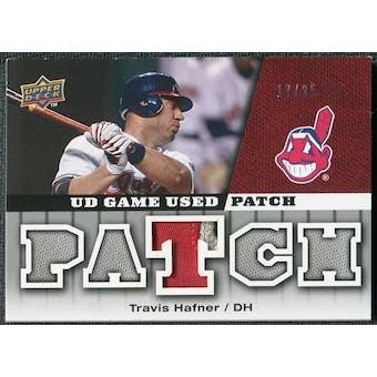 2009 Upper Deck UD Game Patch #GJTR Travis Hafner /25