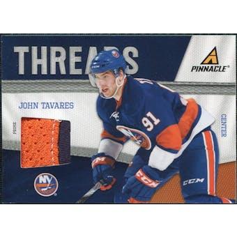 2011/12 Panini Pinnacle Threads Prime #10 John Tavares /50