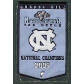 2010/11 Upper Deck UNC North Carolina Basketball 2009 Championship Mini-Banner