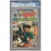 All-Star Comics #63 CGC 8.5 (W) *1338661008*