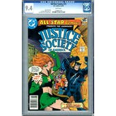 All-Star Comics #72 CGC 9.4 (W) *1338661010*