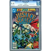 All-Star Comics #67 CGC 9.4 (W) *1338661014*