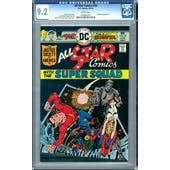 All-Star Comics #59 CGC 9.2 (W) *1338661015*