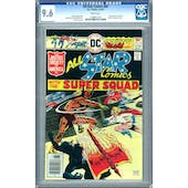 All-Star Comics #60 CGC 9.6 (W) *1338661016*