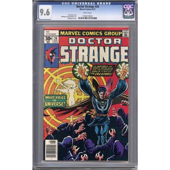 Doctor Strange #24 CGC 9.6 (W) *1340218002*