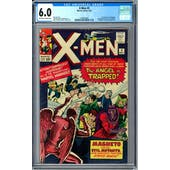 X-Men #5 CGC 6.0 (OW-W) *1345804005*