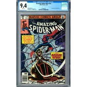 Amazing Spider-Man #210 CGC 9.4 (W) *1345860001*