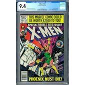 X-Men #137 CGC 9.4 (OW-W) *1345860013*