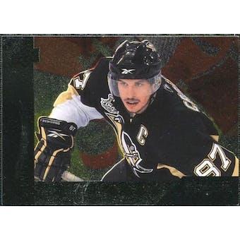 2009/10 Upper Deck Black Diamond Horizontal #BD23 Sidney Crosby SP