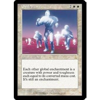 Magic the Gathering Urza's Destiny Single Opalescence FOIL - NEAR MINT