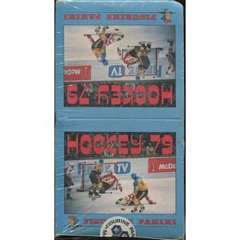 1979/80 Panini Sticker Hockey Box