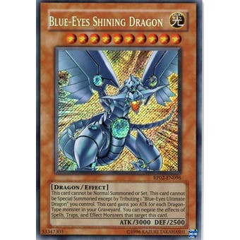 Yu-Gi-Oh Retro Pack 2 Single Blue-Eyes Shining Dragon Secret Rare