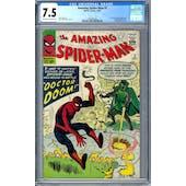 Amazing Spider-Man #5 CGC 7.5 (OW-W) *1393366003*
