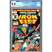 Marvel Premiere #15 CGC 9.0 (W) *1393405004*