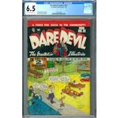 Daredevil Comics #51 CGC 6.5 (C-OW) *1393405008*