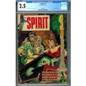Spirit #3 CGC 2.5 (OW-W) *1393405016*