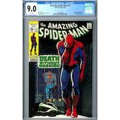 Amazing Spider-Man #75 CGC 9.0 (W) *1393407004*
