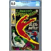 Amazing Spider-Man #77 CGC 8.0 (W) *1393407005*