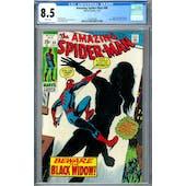 Amazing Spider-Man #86 CGC 8.5 (W) *1393407006*