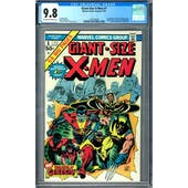 Giant-Size X-Men #1 CGC 9.8 (OW-W) *1397544005*